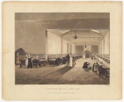 Dining Hall. Asylum.