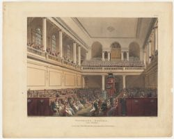 Foundling Hospital, The Chapel