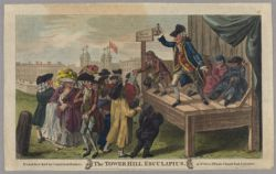 Tower Hill Esculpius, The