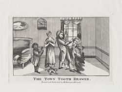 Town tooth drawer, The