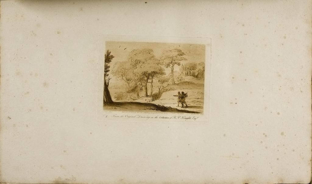 A Landscape, With Travellers