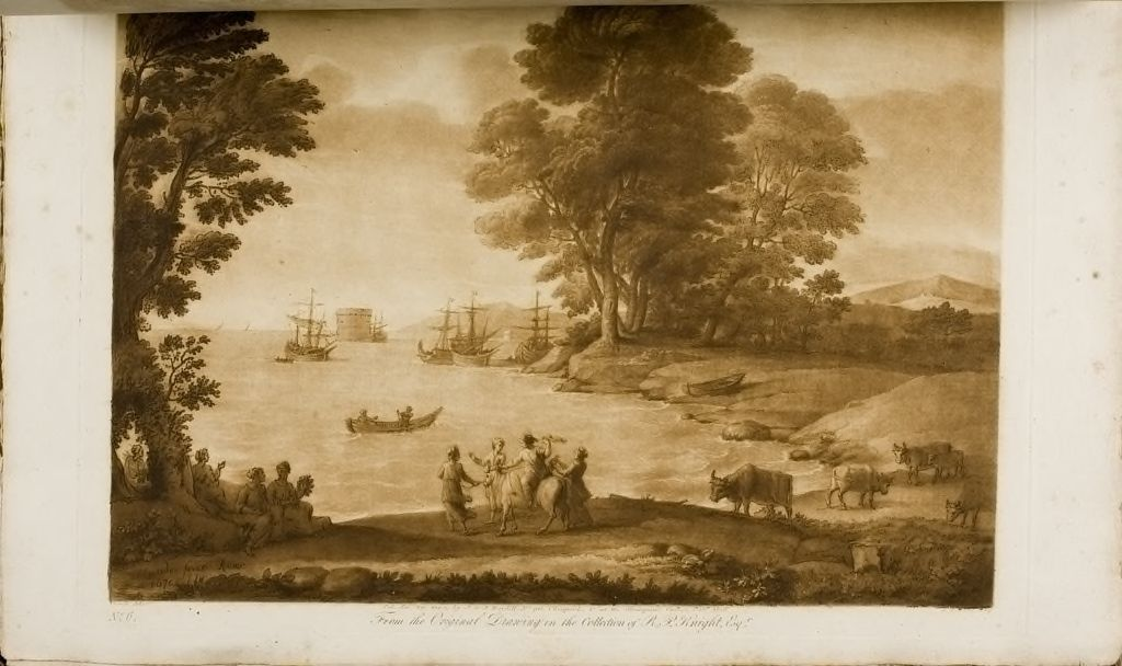 A Landscape, With The Story Of Europa