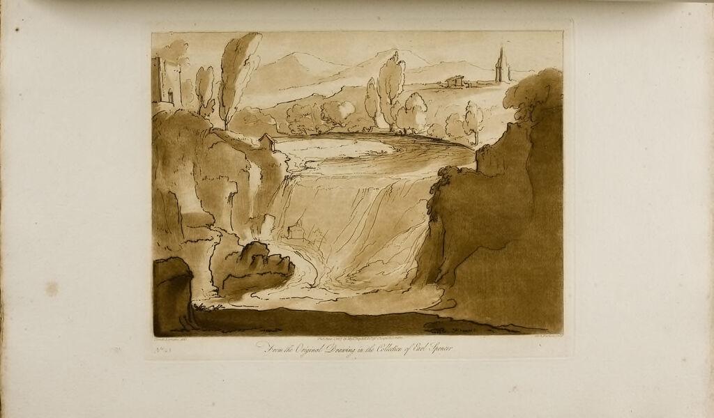 A Study, Waterfall