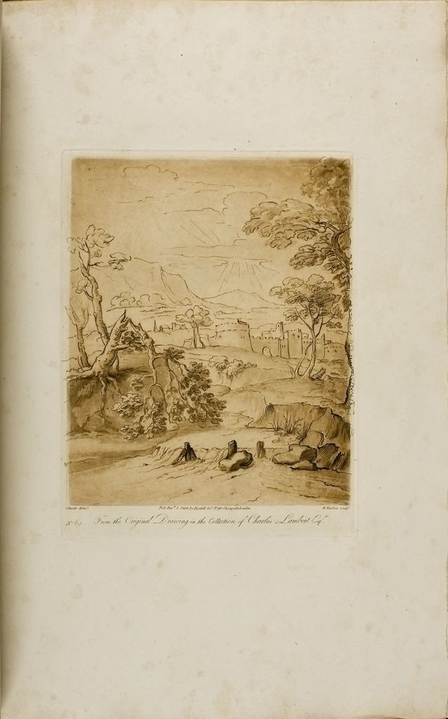 A Study, Cattle Passing A Ford