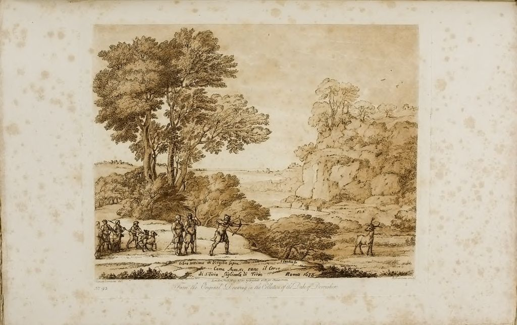 A Landscape, With Aeneas,