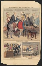 McLean's monthly sheet of caricatures. No. 24 (Dec. 1, 1831)