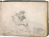 Mounted Soldier