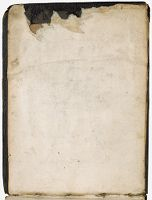 Inside Back Cover: Faint Sketch Of A Standing Girl