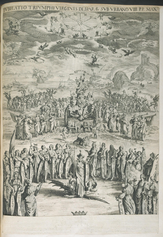 Triumph Of The Virgin