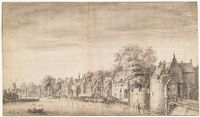 View Of Weesp