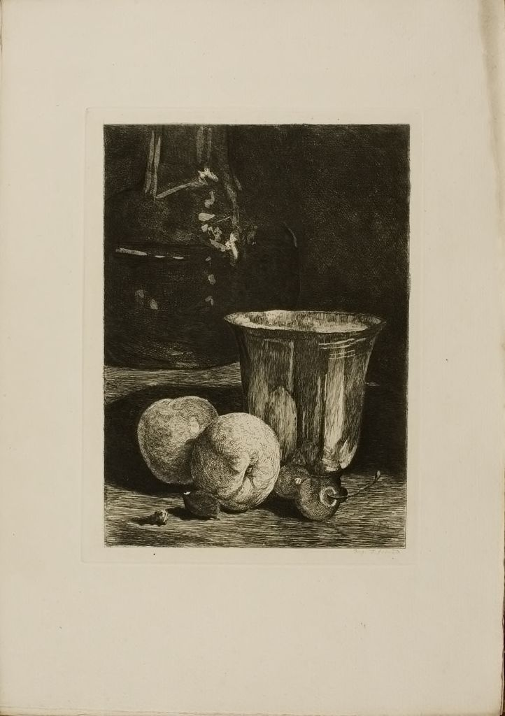 The Silver Goblet