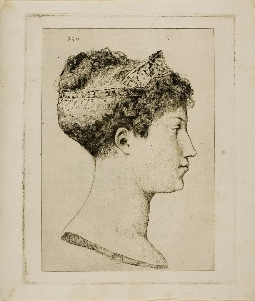Profile Of Marie-Louise