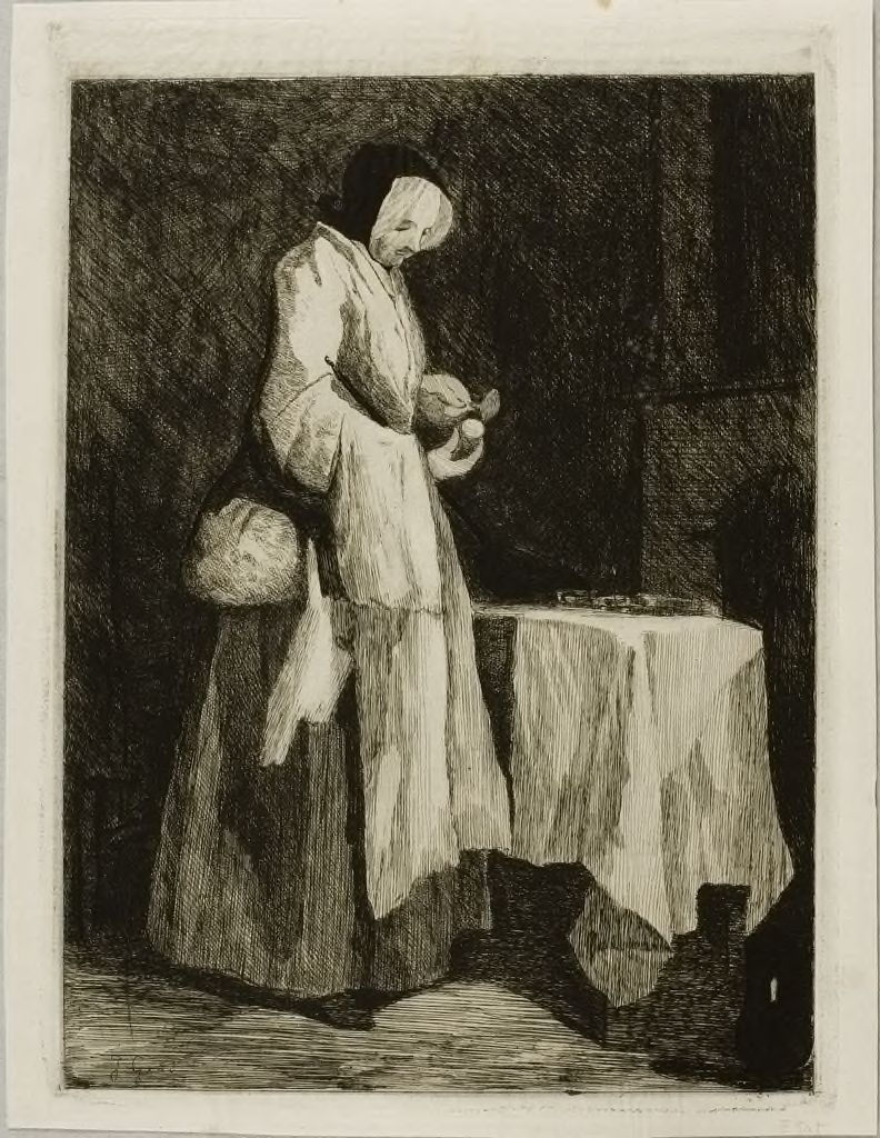 The Convalescent's Meal