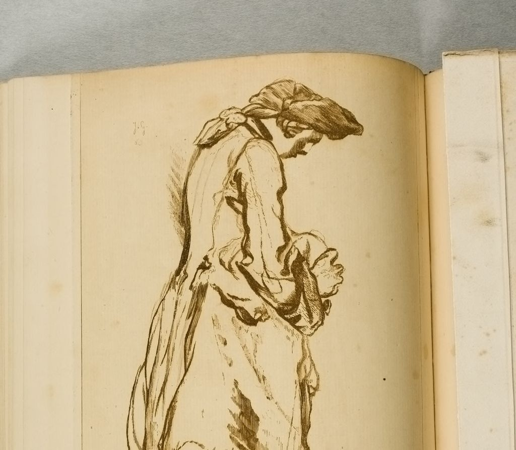 Man With A Tricorn, Or, The Bowler