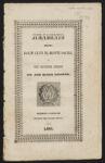 Juramento de Bolívar en el Monte Sacro y otras producciones literarias